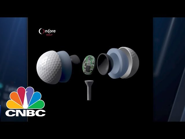 The GENiUS Golf Ball – GPS Golf Ball and Real Time Data